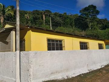 Escola infantil de Marechal Floriano recebe reformas durante paralisação devido o coronavírus