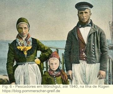 Trajes tradicionais de danças na antiga Pomerânia 6