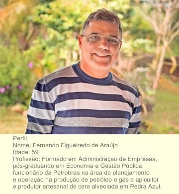 Administrador é pré candidato a prefeito em Domingos Martins