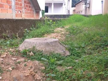 Matagal será cortado nas margens do Córrego Batatal em Marechal Floriano