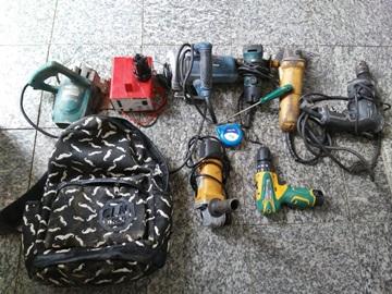 Operação policial prende suspeitos de arrombamentos e furtos em Marechal Floriano e Domingos Martins