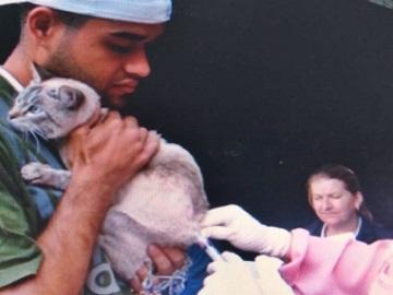 Dia D da vacinação animal em Marechal Floriano neste sábado 24