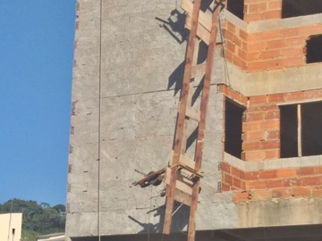 Morre um dos pedreiros que caiu de obra em Marechal Floriano