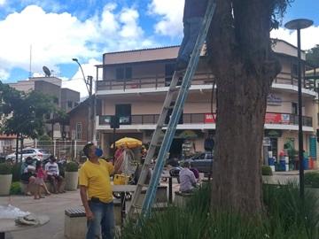 Abertura do projeto nesta sexta feira do Natal Luz de Marechal Floriano