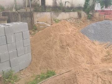 Arquibancada de campo em Marechal Floriano destruída pelas tempestades será recuperada 2