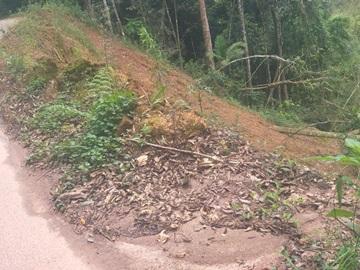 Empresa se prepara para fechar cratera em estrada estadual de Alfredo Chaves