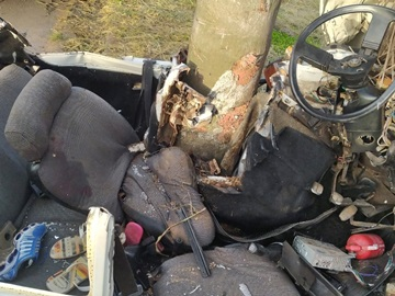 Grave acidente deixa dois mortos e três feridos na BR 262 em Venda Nova do Imigrante
