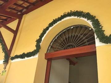 Montagem do Natal Luz é iniciada nesta segunda feira 16 em Marechal Floriano