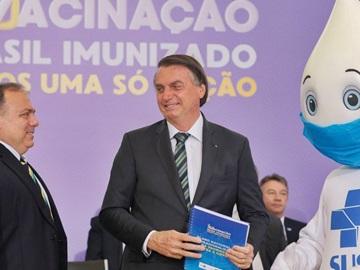 Governo Federal apresenta plano nacional de vacinação contra Covid
