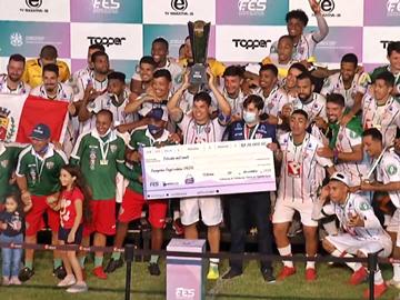 Rio Branco de Venda Nova conquista o Campeonato Capixaba