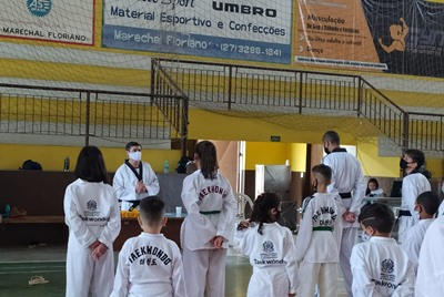 taekwondo 2.0 m