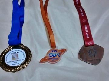 Jovem de Marechal Floriano é medalhista de ouro em Olimpíada de Astronomia e Astronáutica