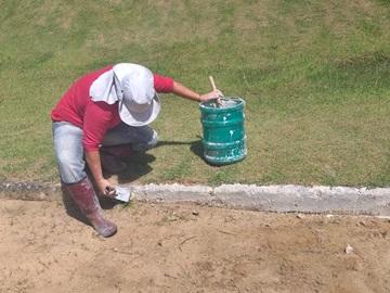 Prefeitura realiza limpeza e pinturas em ruas de Marechal Floriano