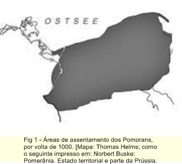 A História da Pomerânia