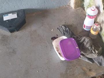 Assassino de morador de rua em Marechal Floriano ainda é desconhecido