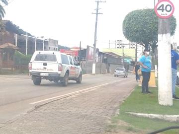 Equipe de combate a dengue não para em Marechal Floriano