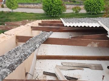 Escolas que tiveram telhado destruído receberão manutenção em Marechal Floriano