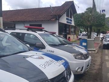 Polícia Militar age contra a prática da depredação de patrimônio público em Marechal Floriano