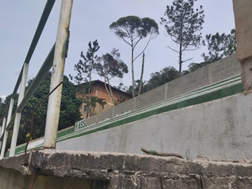 Campos de futebol reformados e prontos para jogos amistosos em Marechal Floriano