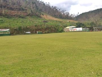 Campos de futebol reformados e prontos para jogos amistosos em Marechal Floriano 2