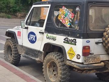 Jipeiros de Marechal Floriano paralisam atividades para evitar contaminação de Covid 19