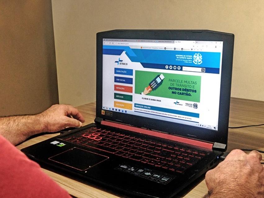 DetranES-lanca-servico-on-line-para-agilizar-cumprimento-de-penalidade-de-suspensao