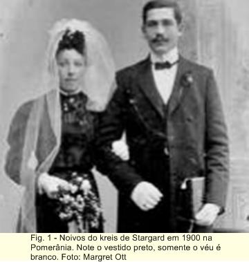Noiva de Preto um vestido e muitos significados