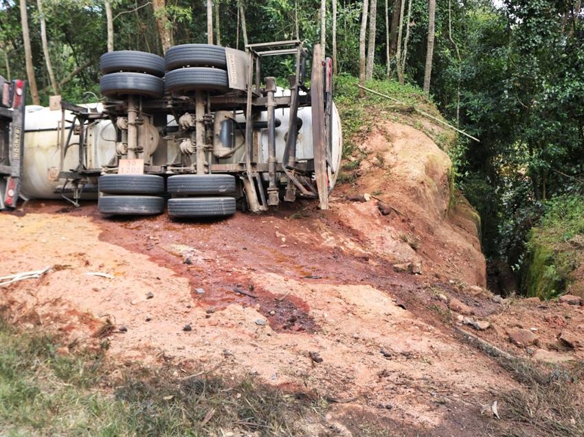 Apos-acidente-vazamento-de-oleo-e-contido-e-abastecimento-para-regioes-Metropolitana-e-Serrana-nao-e-afetado
