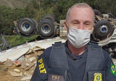 Polícia Rodoviária evita saque