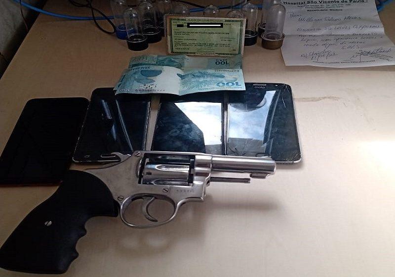 Policia-prende-atirador-e-filho-que-mandou-matar-pai-em-Afonso-Claudio