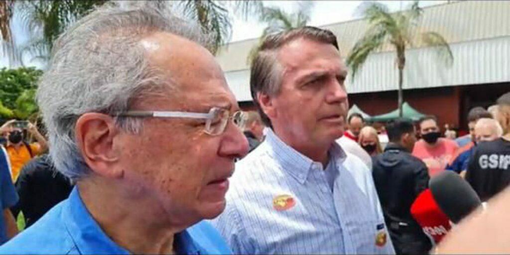 © Reprodução/Jair Bolsonaro