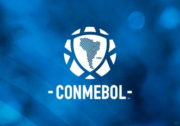 © Reprodução Twitter/Conmebol