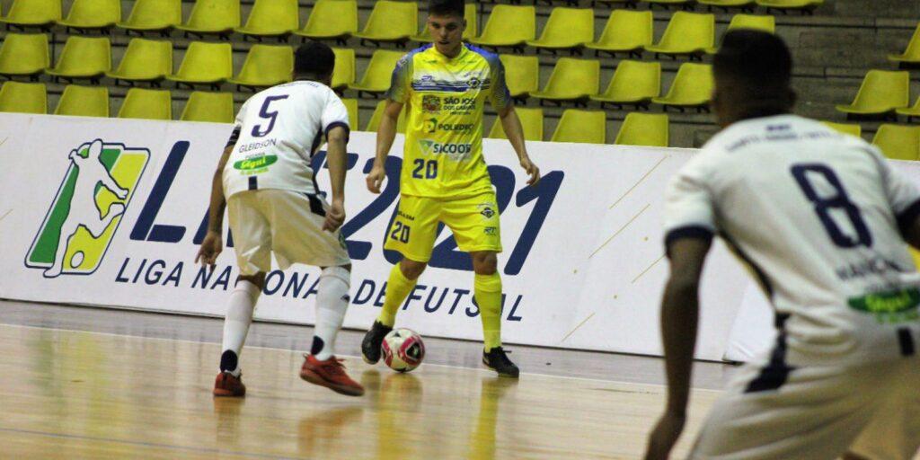 © Brenno Domigues/São José Futsal/Direitos Reservados